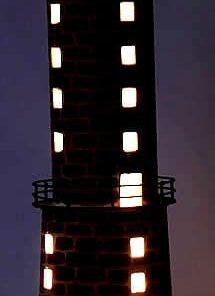 faro lampada da notte