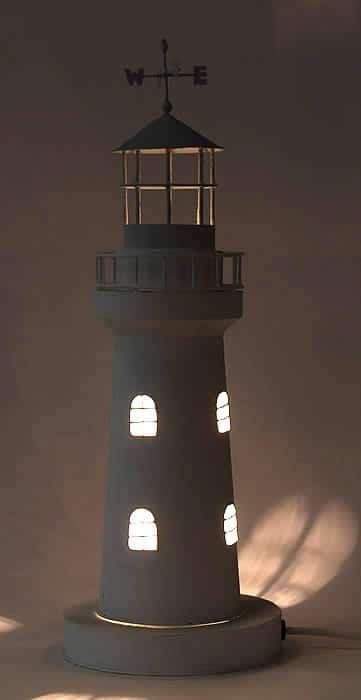 lampada faro marino
