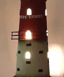 lampada forma faro