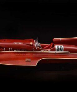 modellini motoscafi Ferrari
