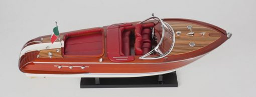 italian speedboat model