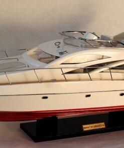 modellino yacht