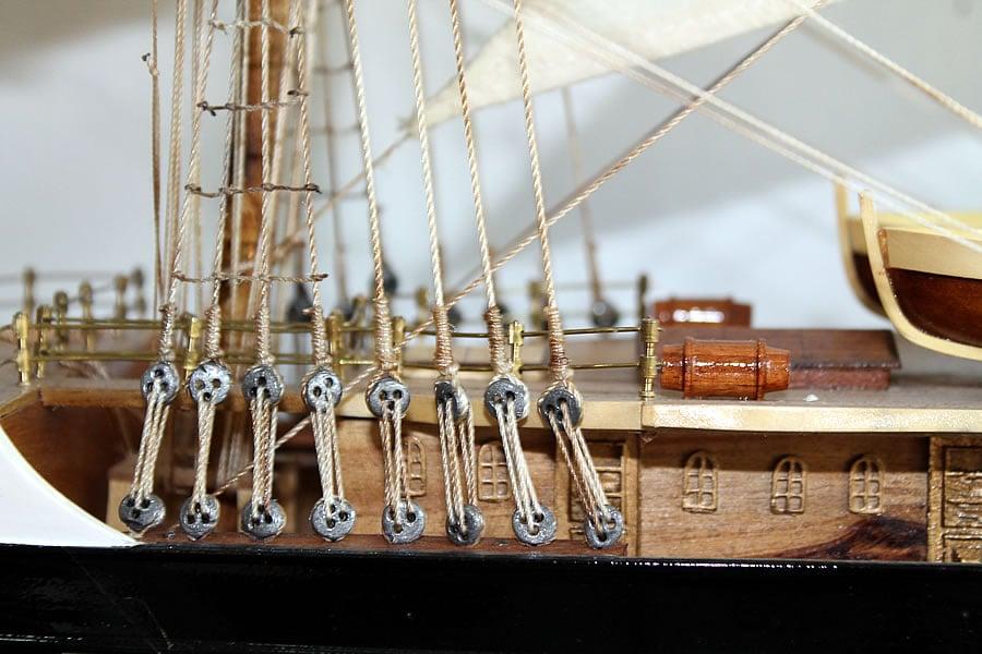 vendita navi veliero