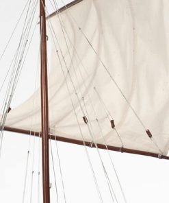 Modellini navi antiche: feluca egizia