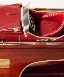Modellino Ferrari Arno Hydroplane