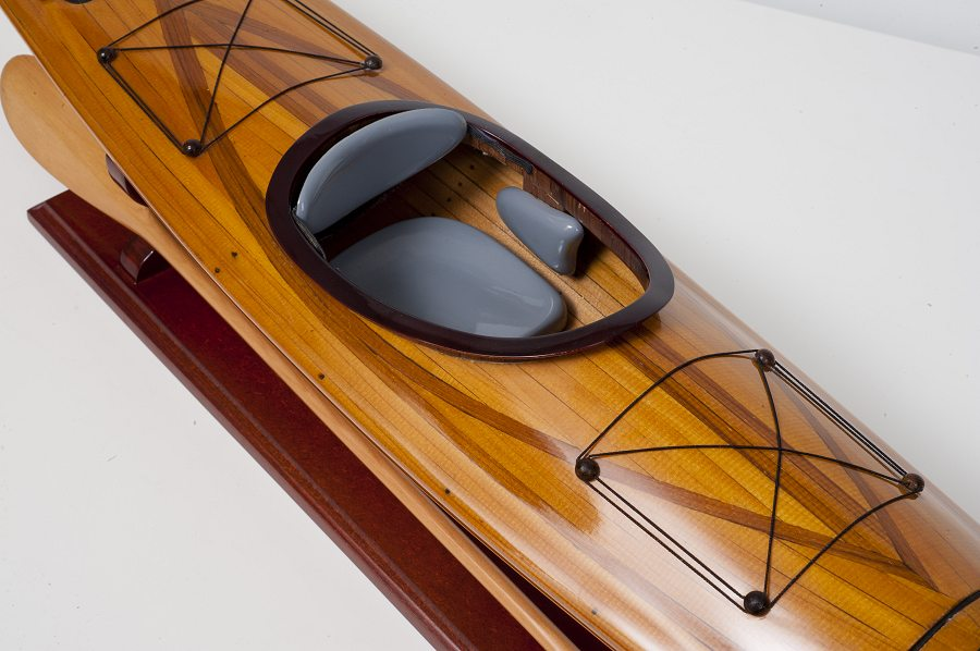 modellino kayak