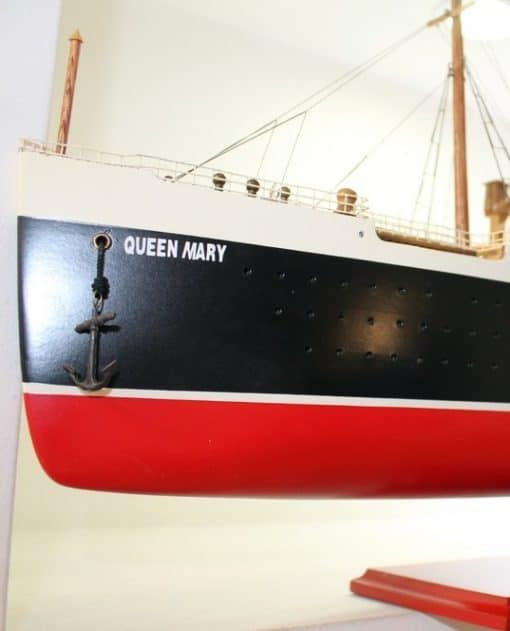 Modellino Nave Queen Mary