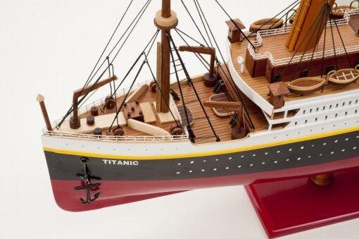 modellino Titanic