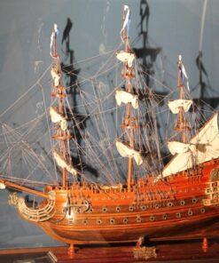 vetrine per modellismo navale