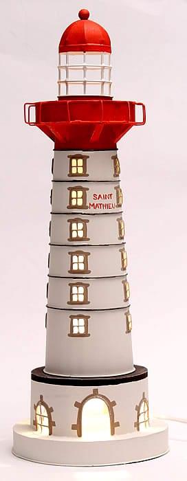 Faro Lampada: Saint Mathieu