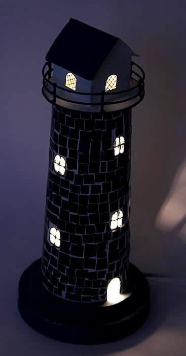 Faro Navale - Lampada