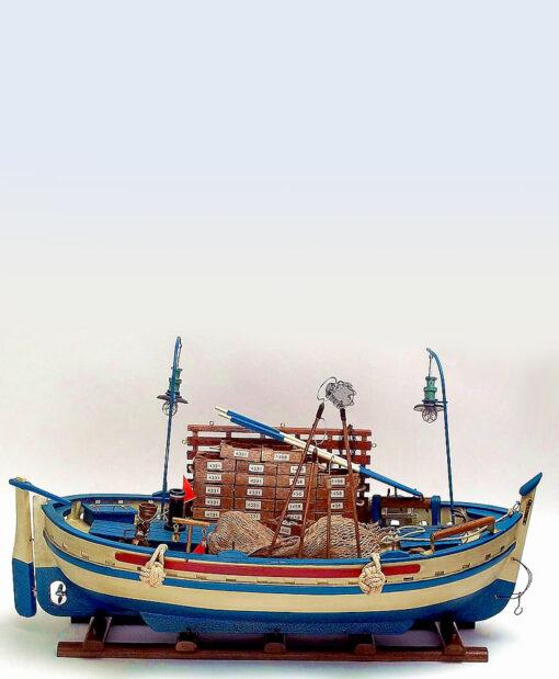 modelli di pescherecci