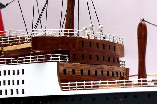 modello nave crociera