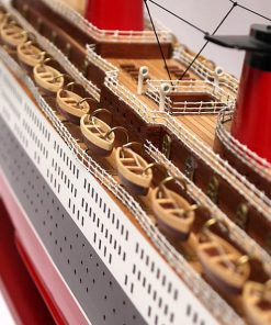 vendita modellini navi crociera