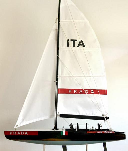 Sailboat Luna Rossa