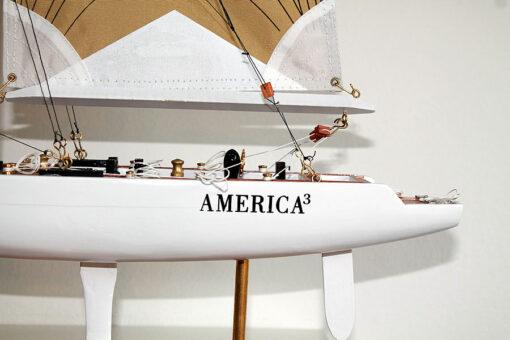 Modellini barche a vela - America 3