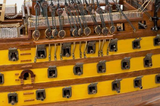 modellino HMS Victory