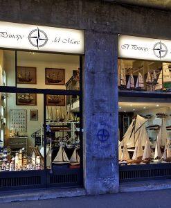 Il nostro negozio di modellismo navale a Milano