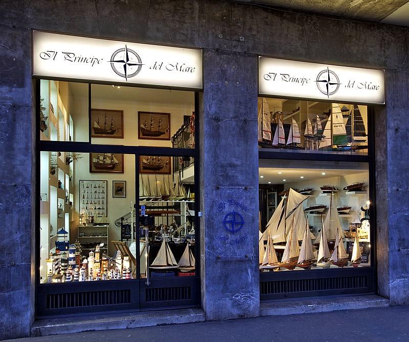 ship models store