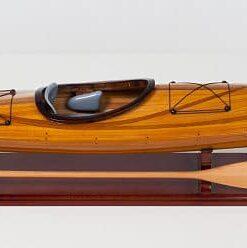 Modellino Kayak -in legno-