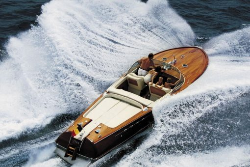 speedboat models
