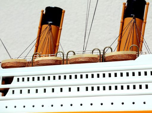 - Modellino - Titanic