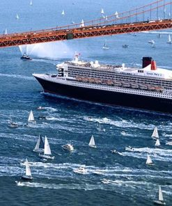 Transatlantico Queen Mary II