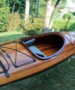 vero kayak 4,5 mt acero canadese