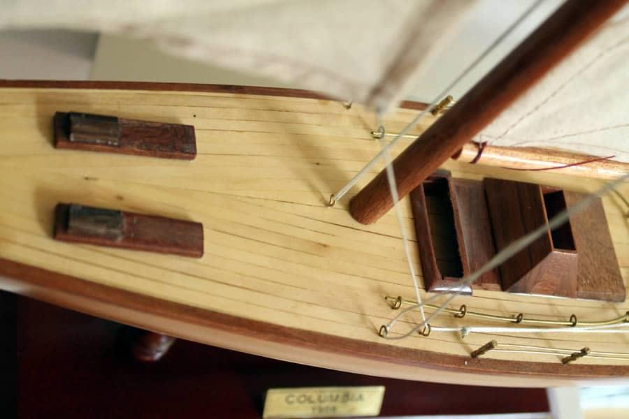 modellino in legno