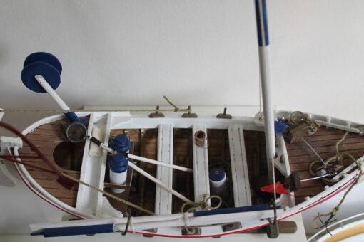 modellino peschereccio