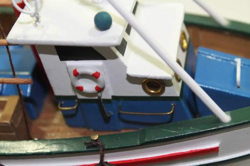 Modello pesca a strascico