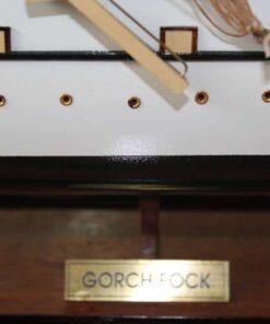 modellino veliero Gorch Fock