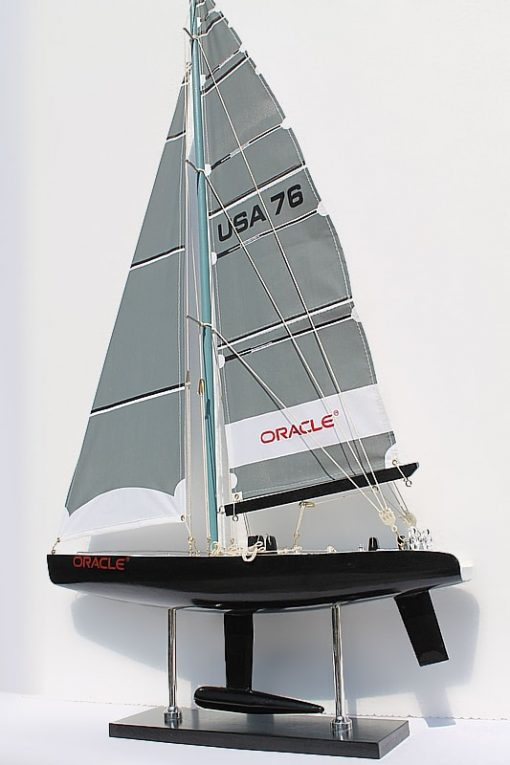 America's Cup modelship