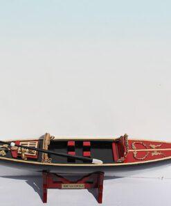 italian gondola shipmodel