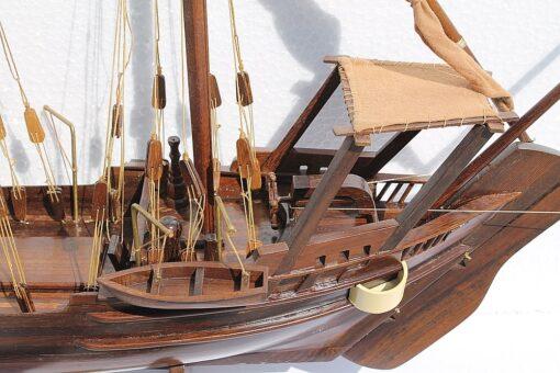 modellino Dhow Boat