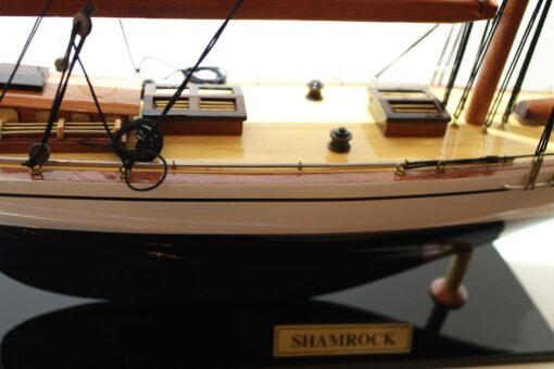 barca s vela Shamrock