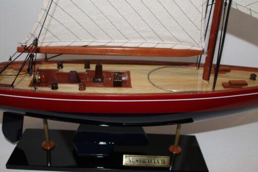 modellismo - barca a vela Australia II