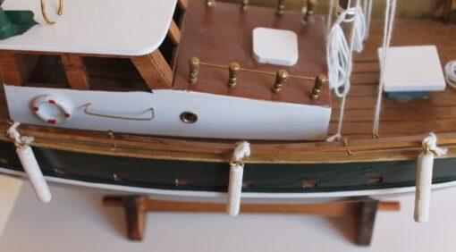 Modellino Barca da Pesca