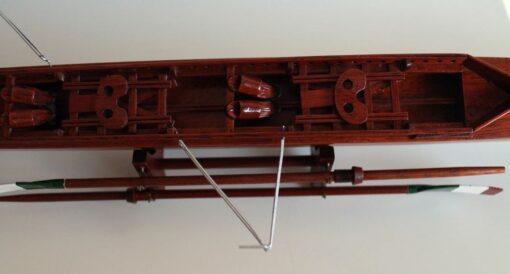Modellino Barca da Canottaggio